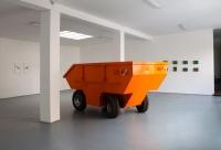Ausstellungsansicht Detterer 2010 - Foto: Cem Yücetas