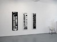 Exhibition view at gallery Detterer -
